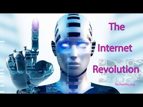 The Internet Revolution and Digital Future Technology Documentary
