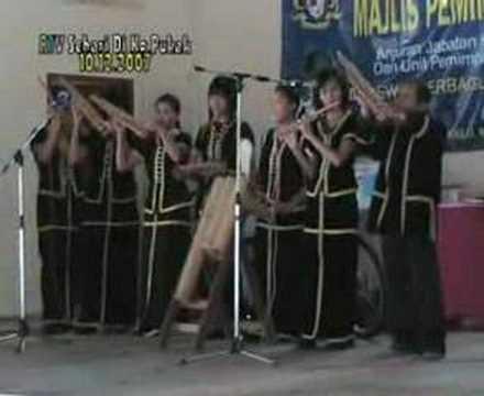 Muzikal Tradisional Kadazan Dusun Sabah video