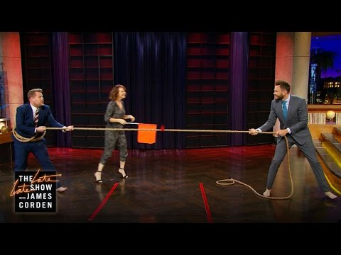 Tug of War w/ Joel McHale