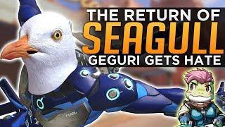 Overwatch: The Return of Seagull - Geguri Gets Hate