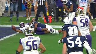 2017 - Fiesta Bowl - Penn State Nittany Lions vs Washington Huskies in 40 Minutes