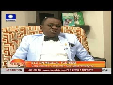 Nigerians go for medical tourism to get quality service-- Medical Doctor