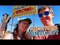 We visit Flintstones Bedrock City in Arizona, it's now called Raptor Ranch!
