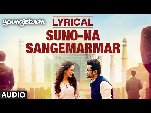 suno Na Sangemarmar Full Song With Lyrics | Youngistaan | Jackky Bhagnani, Neha Sharma video