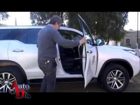 TOYOTA SW4 SRX TD  TEST AUTO AL DÍA  (24. 9. 16)