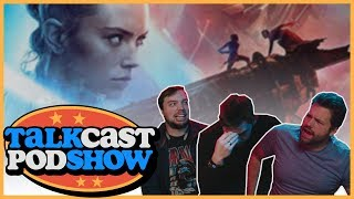 Star Wars: The Rise of Skywalker Review | Talkcast Podshow Ep. 3 - TeamFourStar (TFS)