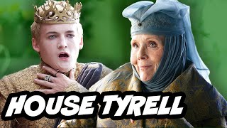 Game Of Thrones Season 6 - House Tyrell History and Endgame