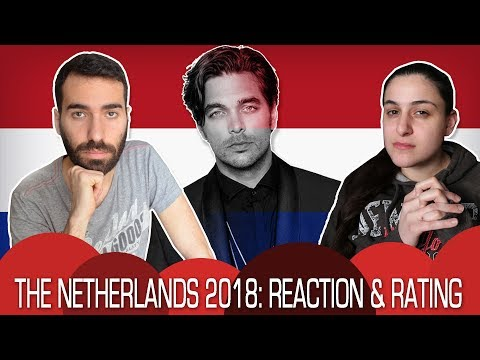 """THE NETHERLANDS Eurovision 2018: Reaction & Rating (Waylon - """"Outlaw In 'Em"""")"""