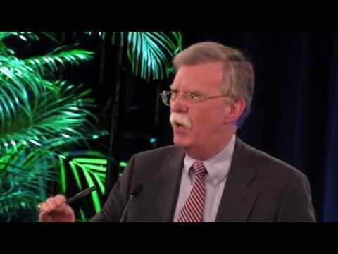 "John Bolton: Why Iran nuke deal is ""worst appeasement since Hitler"" ""catastrophic blunder"""
