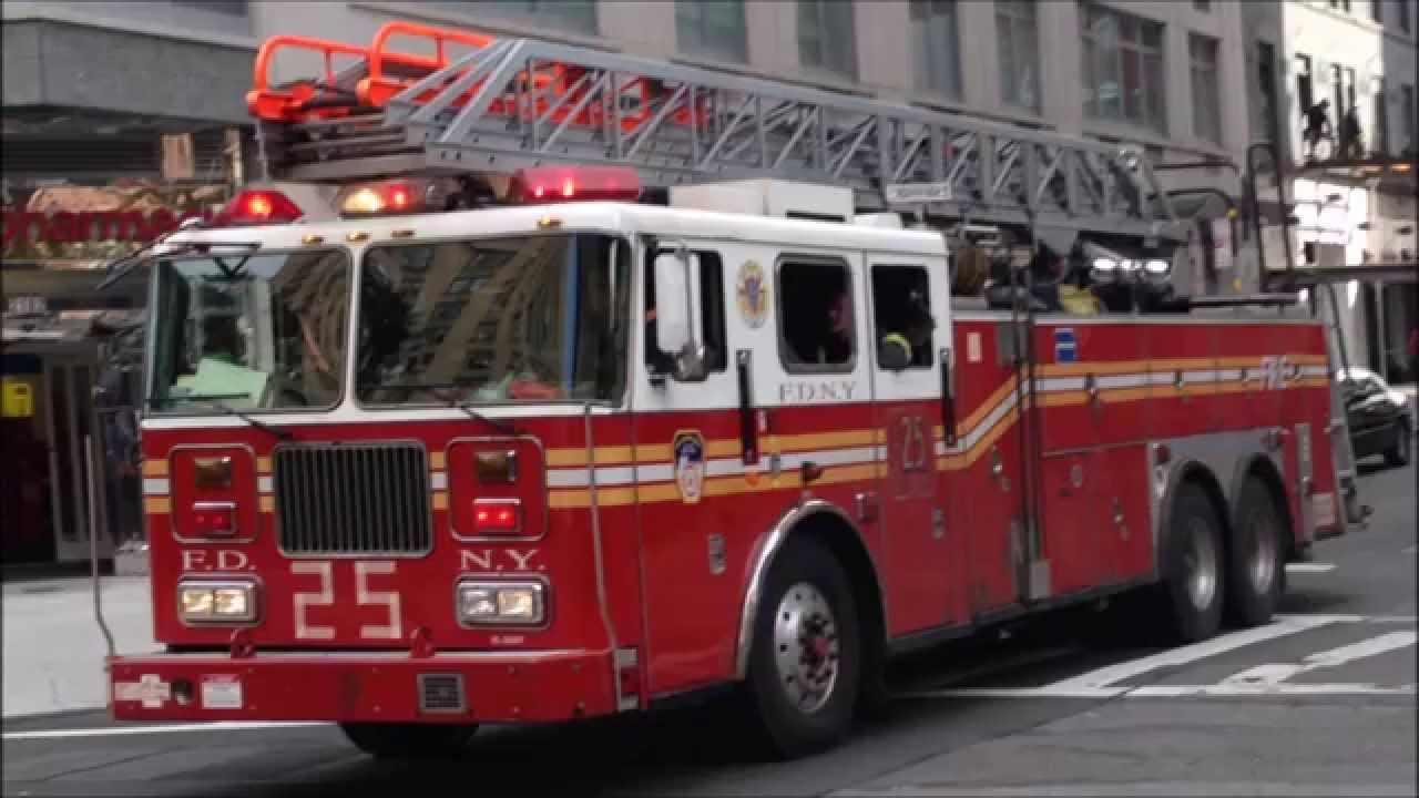 Fdny Ladder 25 Fdny Ladder 25 Using a Spare