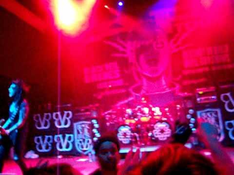 AP Tour 2011 Black Veil Brides