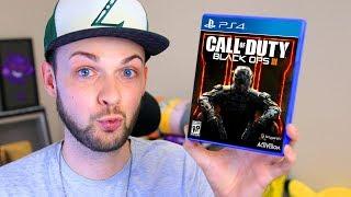 Ali-A RETURNS to Call of Duty... (NEW GUNS!)