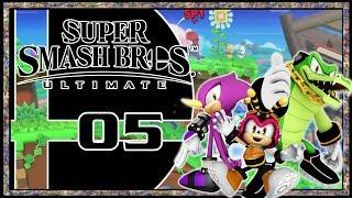 TEAM CHAOTIX FÜR ARME #5 Super Smash Bros. Ultimate