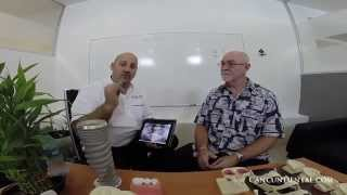 Dental Implants explanation by an architect and Dr German Arzate