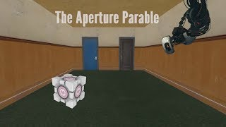 The Aperture Parable {GFT Featuring Kevan Brighting}