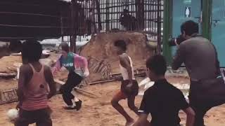Gigi Hadid playing Football At Rohingya Camp In Bangladesh | Gigi hadid In Bd