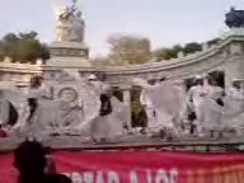 baile de veracruz cbta 168 GENERACION 2006-2009