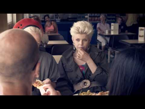 Robyn - Hang With Me