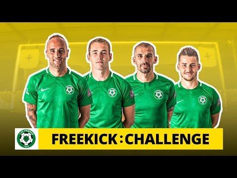 Freekick Challenge v Příbrami: Hlavně ne zeď!