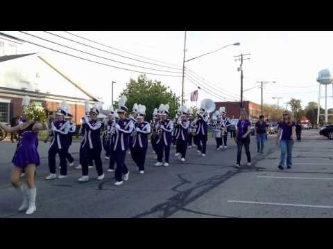 Berkshire High School Homecoming Parade October 4, 2013