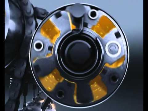 Dual VVT-i V6 Engine