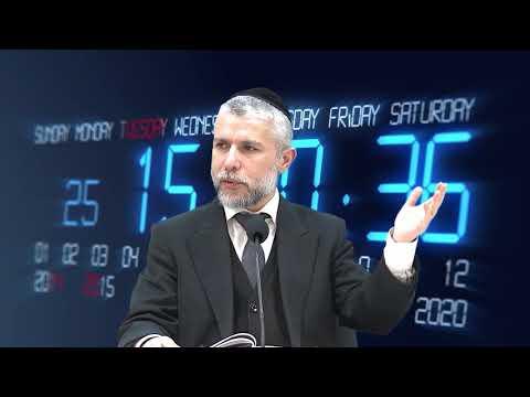 קצרים: זמן זה חיים - הרב זמיר כהן (עם כתוביות בעברית)