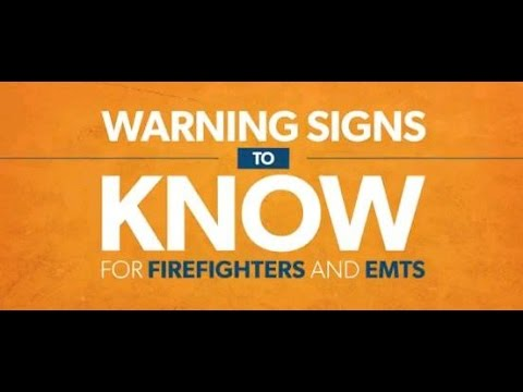 Firefighter Behavioral Health: Warning Signs to Know