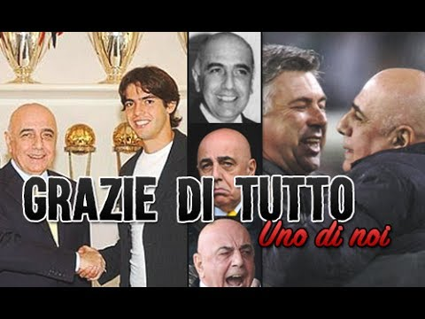 Adriano Galliani - Story of ACMilan / Goodbye