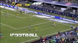 Mexico Vs. Brazil (2-0) 2012
