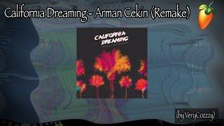 download lagu California Dreaming - Arman Cekin Ft. Paul Rey & gratis