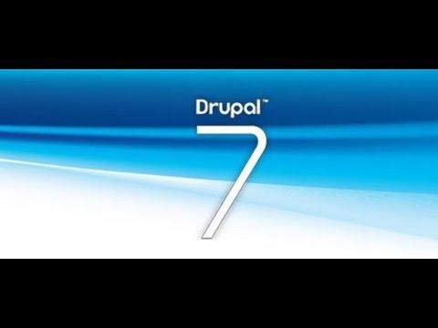 Урок 21-1 Создание социальной сети на Друпале.mp4
