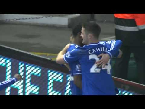 John Obi Mikel goal (vs Derby County)