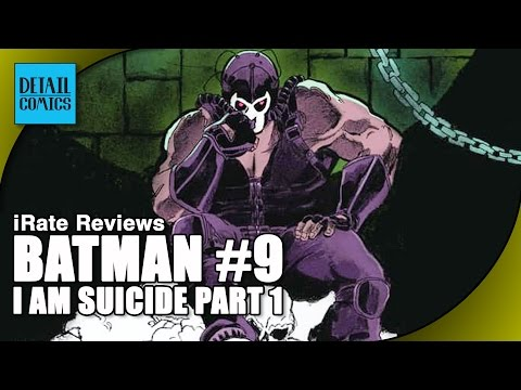 Batman Issue #9 Review (DC Rebirth)    iRate Reviews