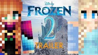 Frozen 2 Teaser Trailer - Minecraft Remake (Wreck It Ralph 2 SPOILERS)