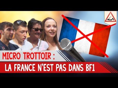 Ma réaction et micro trottoir - La France n'est pas dans Battlefield 1 !