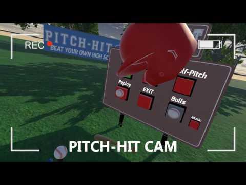PITCH-HIT: BASEBALL (Trailer)