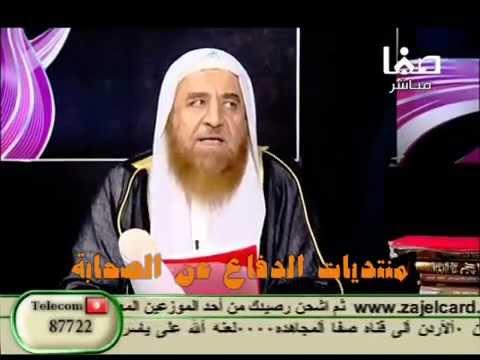 فخ وقع به الشيخ الشيعي ..! مع العرعور