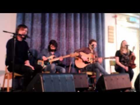 Roddy Woomble - I Came In From The Mountain (Live at The Unitarian Church, Brighton - 16/03/2013)