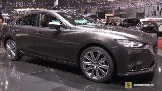 2018 Mazda 6 - Exterior and Interior Walkaround - 2018 Geneva Motor Show