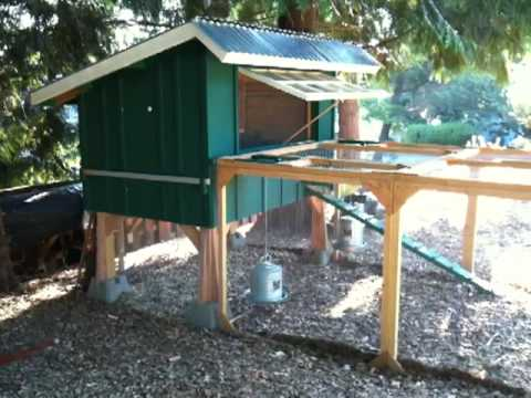 Grandpa's Chicken Coop