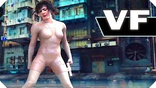 GHOST IN THE SHELL (Scarlett Johansson, 2017) - Bande Annonce VF / FilmsActu