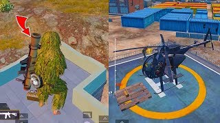 New UPDATE new HELICOPTER new GUNS new PAYLOAD mode in PUBG Mobile