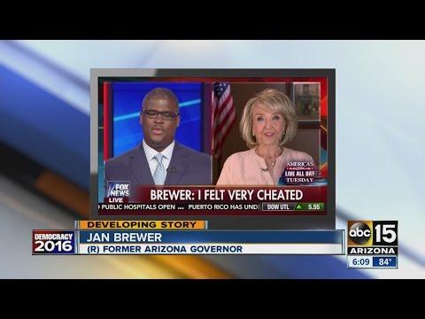 Jan Brewer gets snubbed in delegate voting