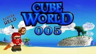 LPT CubeWorld #005 - Epische Felsen-Zwergen-Quest [720p] [deutsch]