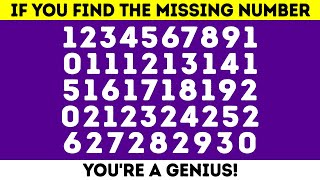 Easy Mind Puzzles That'll Make Your Brain Sweat!