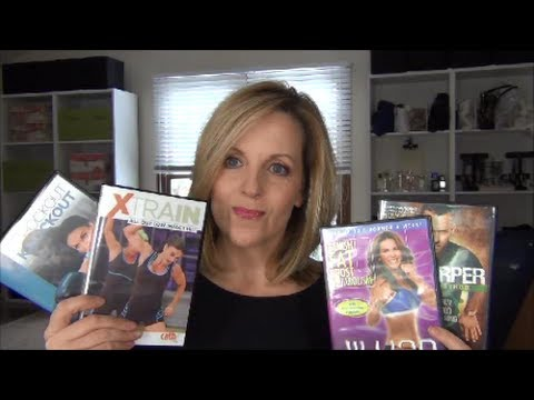 Weightloss Update & My Favorite Workout DVDs