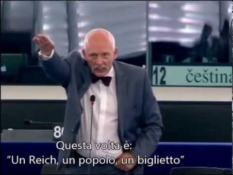 Deputato di estrema destra fa saluto nazista in Aula