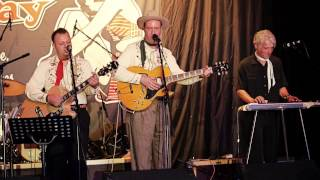 Mike Penny and His Moonshiners,  Tennessee  - at Hep Cats Holiday July 2013