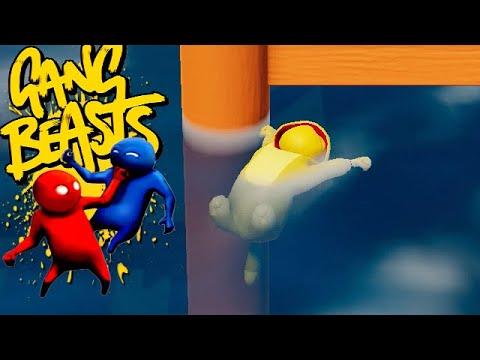 GANG BEASTS - Summer Breeze [Melee] - Xbox One Gameplay