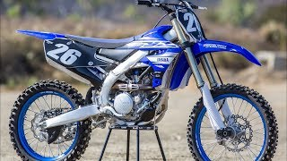 First Ride 2019 Yamaha YZ250F - Motocross Action Magazine